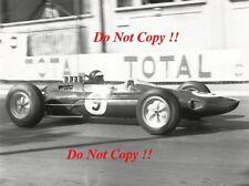 Jim Clark Lotus 25 Monaco Grand Prix 1963 Photograph 4
