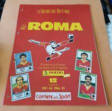 CALCIO : AS ROMA * La Squadra del mio CUORE * 1983/1984 - 1984/1985 (Panini CdS)
