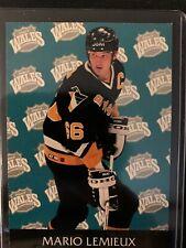 1992-93 Parkhurst Emerald Ice #462 Mario Lemieux AS - NM-MT