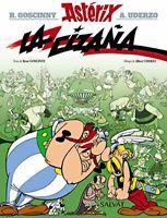 Asterix in Spanish: La cizana by Uderzo, Albert Book The Fast Free Shipping