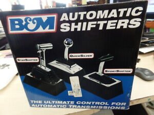 Brand New Sealed B and M AUTOMOTIVE Star Shifter P/N 80675