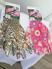 Non-Slip Durable Breathable Garden Gloves Planting Gardening - S, M, L, XL
