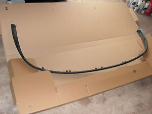 Renault Megane III Front Lip Spoiler Part Number 960150002R Genuine Renault Part