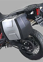 PANNIER LINER INNER LUGGAGE BAGS FOR TRIUMPH TiGER EXPLORER 1200 Cases/Boxes