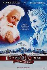 Tim Allen Signed Santa Clause 3 The Escape 12x18 Photo PSA W52716 Autograph Auto