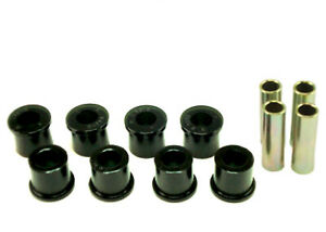 Whiteline W61613 Control Arm Inner And Outer Bushing fits Triumph TR 7 2.0