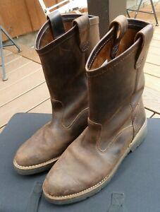 Danner Men's Genuine Leather Bull Run Wellington Boot, US 11