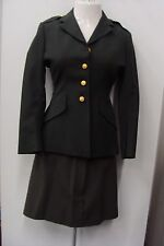 Womens Wartime Officer Army Military Uniform*PROFESSIONAL QUALITY COSTUME