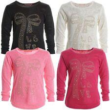 Mädchen-T-Shirts & -Tops aus Polyester mit Motiv