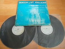 * QUEEN - Live Killers KOREA 2 LP set. Blue Cover