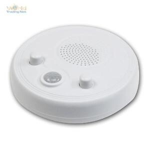 Wandradio Ceiling Radio With Pir Motion Sensor Battery Operated Battery