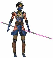 "Mezco Toys Mortal Kombat X: Kitana 6"" Action Figure Mournful Version"