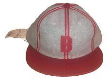 Ebbets Field Flannels 1930 Buffalo Bisons Adjustable Ballcap Baseball Hat