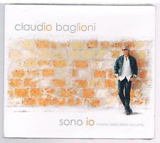 CLAUDIO BAGLIONI SONO IO L'UOMO DELLA PORTA ACCANTO CD SLIPCASE F.C SIGILLATO!!!