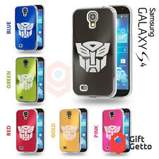 Transformers Autobot Logo Engraved Phone Cover Case - iPhone & Samsung Models