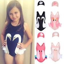 Abbigliamento da mare e piscina rosa senza marca per bambine dai 2 ai 16 anni