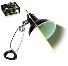 Exo Terra Glow Light Halogen Klemmlampe mit Leuchtreflektor  Terrarien PT2050
