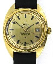 OMEGA Automatic Constellation 568011 Chronometer Damen-Uhr Armbanduhr Datum rare