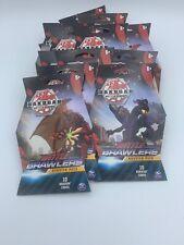 Bakugan Battle Planet Bakugan Resurgence Booster Pack Asst. Lot 15 = 150 Cards
