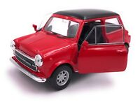 Mini Cooper 1300 Modellauto Auto LIZENZPRODUKT 1:34-1:39 versch. Farben