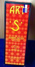 Art 'S' By Jeanne Arthes Paris ~ Eau De Parfum ~100ml~For Women ~Fast P&P!