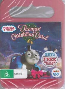 Thomas' Christmas Carol DVD Thomas The Tank Engine & Friends NEW & SEALED