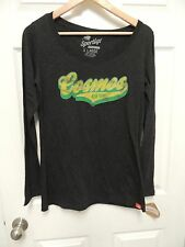 NEW Women's Sportige Apparel Long Sleeve Cosmos Soccer Shirt Gray X- Large XL