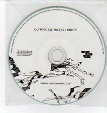 (DQ467) Olympic Swimmers, Knots - 2012 DJ CD