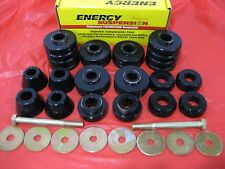 Body Cab Mount Bushing Cushion Set Kit Chevy GMC Truck 73-80 Crew 34140 Frame