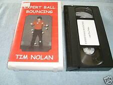 EXPERT BALL BOUNCING - TIM NOLAN (1999, VHS)