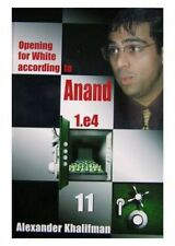 Opening for White According to Anand Book 11 CHESS NEW