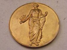 Medaille Bronze golden ATIC hommage aux fondateurs 1938 1963 R Betannier