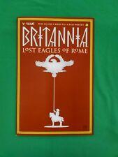 Britannia Lost Eagles of Rome #1 1:20 David Mack Variant Valiant