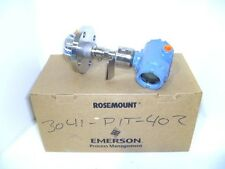 Rosemount 3051S1 TG3A2B11A1ADA2E5M5Q4 0-180PSI Transmitter w/ 1199 Seal 2013 NEW