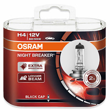 OSRAM h4 60/55w p43t NIGHT BREAKER UNLIMITED +110% più luce 2st. 64193nbu Duo