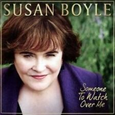 SUSAN BOYLE - SOMEONE TO WATCH OVER ME  CD