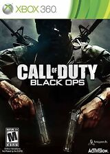 XBOX 360 & XBOX ONE CALL OF DUTY BLACK OPS GAME PAL