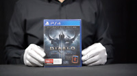 DIABLO III Ultimate Evil Edition PS4 Game Boxed - 'The Masked Man'
