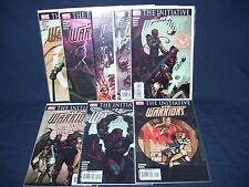 The New Warriors #1 - #8 Marvel Comics NM with Bag and Board Initiative Tie-In