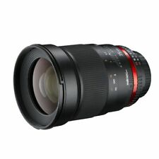 Walimex pro 35mm f/1.4 AS UMC Wide Angle lens for Nikon F ( Samyang , Rokinon )