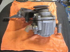 RARE 1968 PORSCHE 912 AIR SMOG PUMP USED WITH PULLEY AND SOME BRACKETS ORIGINAL