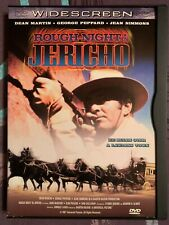 ROUGH NIGHT IN JERICHO DVD w/ DEAN MARTIN & GEORGE PEPPARD (1967) REGION 1
