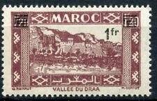 TIMBRE COLONIES FRANCAISES MAROC NEUF N° 296 ** VALLEE DU DRAA