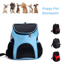 Pet Carrying Container Cat Carrier Backpack Dog Handbag Out Carrying Mesh Bag