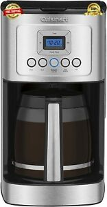 Cuisinart DCC-3200P1 Perfectemp Coffee Maker, 14 Cup Programmable STAINLESS