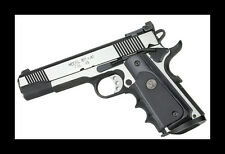 Pachmayr (CHARCOAL) American Legend Grips for full size COLT 1911s Government