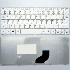 Clavier Original Blanc FR Pour Acer Aspire One D255 D255E D257 D260 532 532H