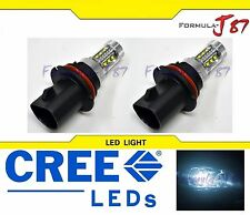 CREE LED 80W 9007 HB5 WHITE 6000K TWO BULB HEAD LIGHT JDM SHOW LAMP REPLACEMENT