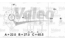 VALEO Alternador CITROEN C25 PEUGEOT 205 J5 504 J9 J7 FIAT DUCATO TALENTO 433374