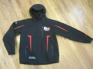 2010 Vancouver Olympics Coca Cola Insulated Jacket Sz M